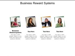 Business Reward Systems Ppt Powerpoint Presentation Icon Graphics Example Cpb