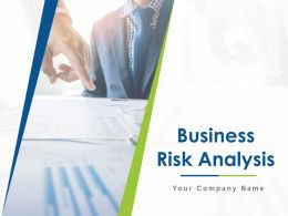 Business Risk Analysis Powerpoint Presentation Slides