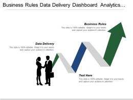 Business Rules Data Delivery Dashboard Analytics Business Requirement