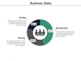 Business Sales Ppt Powerpoint Presentation Infographics Templates Cpb