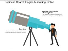 Business Search Engine Marketing Online Ppt Powerpoint Presentation Professional Portrait Cpb