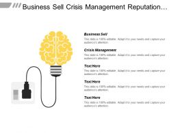 Business Sell Crisis Management Reputation Management Self Promotional