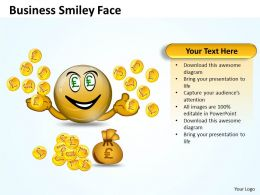 Business Smiley 127