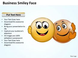 Business Smiley Face 126