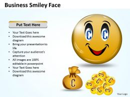 Business Smiley Face 128