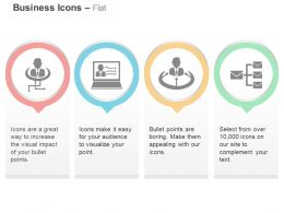 Business Solution Network Mail Communication Ppt Icons Graphics