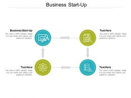 Business Start Up Ppt Powerpoint Presentation Professional Gridlines Cpb