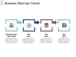 Business Start Ups Trends Ppt Powerpoint Presentation Gallery Sample Cpb