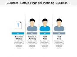 Business Startup Financial Planning Business Development Business Development Cpb