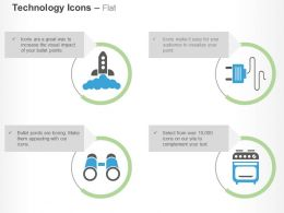 Business Startup Socket Vision Ppt Icons Graphics