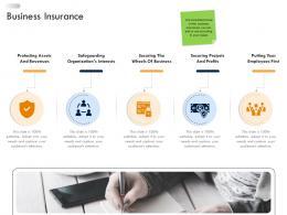 Business Strategic Planning Business Insurance Ppt Ideas