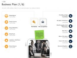 Business Strategic Planning Business Plan Ppt Infographics
