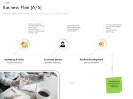 Business Strategic Planning Business Plan Service Ppt Clipart