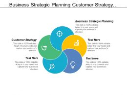Business Strategic Planning Customer Strategy Business Strategy Development Cpb