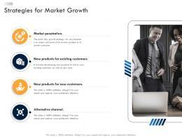 Business Strategic Planning Strategies For Market Growth Ppt Portrait
