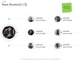 Business Strategic Planning Team Structure Ppt Background