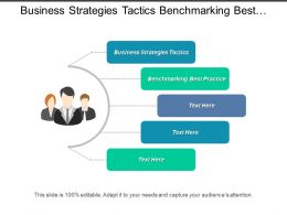 Business Strategies Tactics Benchmarking Best Practice Corporate Strategy Cpb