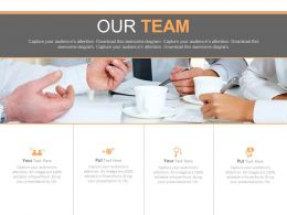 Business Strategy Analysis With Team Powerpoint Slides