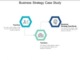 Business Strategy Case Study Ppt Powerpoint Presentation Styles Background Cpb
