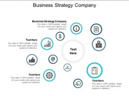 Business Strategy Company Ppt Powerpoint Presentation Styles Clipart Cpb