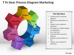 Business Strategy Consultants Diagram Marketing Powerpoint Templates PPT Backgrounds For Slides 0617
