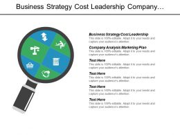Business Strategy Cost Leadership Company Analysis Marketing Plan Cpb