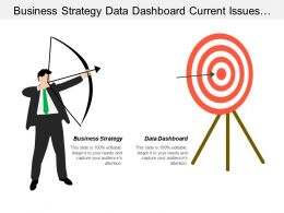 Business Strategy Data Dashboard Current Issues Compensation Management Cpb