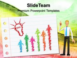 Business Strategy Development Powerpoint Templates Idea To Growth Ppt Designs