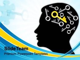 business_strategy_development_templates_mind_find_the_right_key_ppt_slides_powerpoint_Slide01