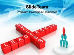 business_strategy_examples_templates_leadership_success_blocks_shapes_company_ppt_theme_powerpoint_Slide01