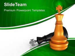 Business Strategy Game Templates Winner Success Graphic Ppt Design Slides Powerpoint