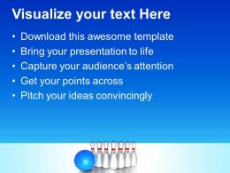 business_strategy_game_tips_powerpoint_templates_bowling_target_ppt_process_slide03