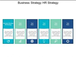 Business Strategy HR Strategy Ppt Powerpoint Presentation File Styles Cpb