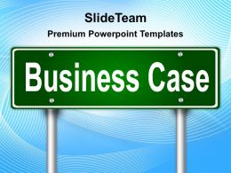 Business Strategy Implementation Powerpoint Templates Case Ppt Slides