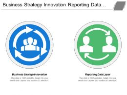 Business Strategy Innovation Reporting Data Layer Market Share