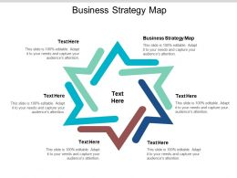 Business Strategy Map Ppt Powerpoint Presentation Styles Graphics Cpb