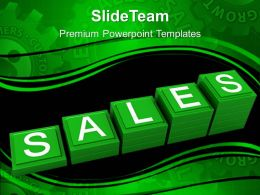 Business Strategy Plan Powerpoint Templates Increasing Sales Finance Ppt Layouts