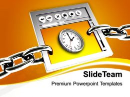 Business Strategy Plan Powerpoint Templates Internet Browser Links Ppt Designs