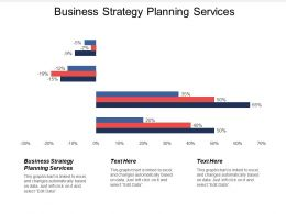 Business Strategy Planning Services Ppt Powerpoint Presentation Gallery Show Cpb