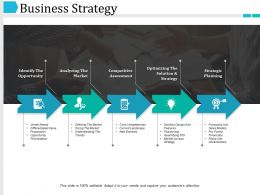 Business Strategy Powerpoint Slide Templates