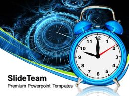 Business Strategy Process Templates Old Fashioned Alarm Clock Future Download Ppt Theme Powerpoint