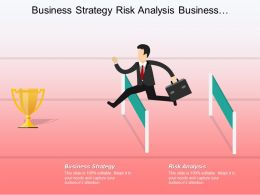 Business Strategy Risk Analysis Business Communication Operational Planning Cpb