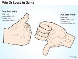 business_strategy_win_or_loose_game_powerpoint_templates_ppt_backgrounds_for_slides_0617_Slide01