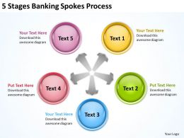 business_structure_diagram_banking_spokes_process_powerpoint_templates_ppt_backgrounds_for_slides_Slide01