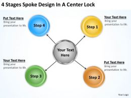 business_structure_diagram_design_center_lock_powerpoint_templates_ppt_backgrounds_for_slides_Slide01