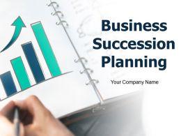 Business Succession Planning Powerpoint Presentation Slides