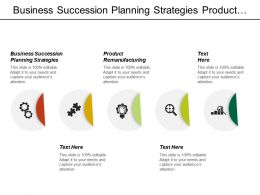 Business Succession Planning Strategies Product Remanufacturing Conference Room