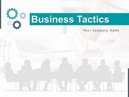 Business Tactics Growth Financial Strategies Marketing Management Resources