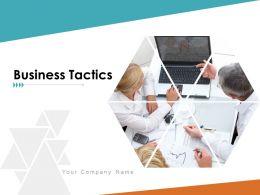 Business Tactics Powerpoint Presentation Slides