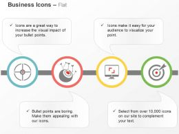 Business Target Selection Achievement Strategy Ppt Icons Graphics